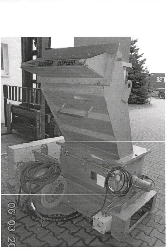 Repasovaný řezací mlýn HERBOLD SML 30/80-S3-2